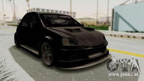 Dacia Logan Loco Tuning pour GTA San Andreas