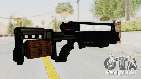 StA-52 Assault Rifle für GTA San Andreas zweiten Screenshot