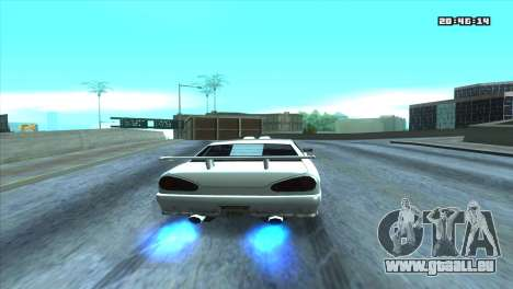 ENB Double FPS & for LowPC für GTA San Andreas fünften Screenshot