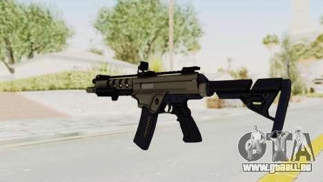 HBRA3 Advanced Warfare pour GTA San Andreas deuxième écran