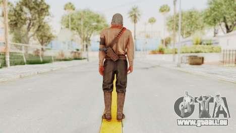MGSV Phantom Pain Ocelot Motherbase v2 für GTA San Andreas dritten Screenshot