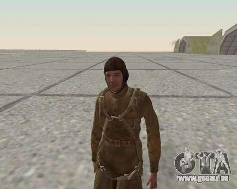 Pak Kämpfer der roten Armee für GTA San Andreas zwölften Screenshot