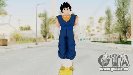 Dragon Ball Xenoverse Vegito SJ für GTA San Andreas zweiten Screenshot