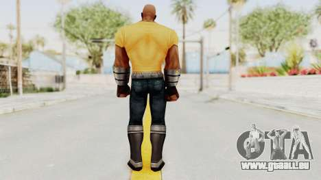 Marvel Future Fight - Luke Cage für GTA San Andreas dritten Screenshot