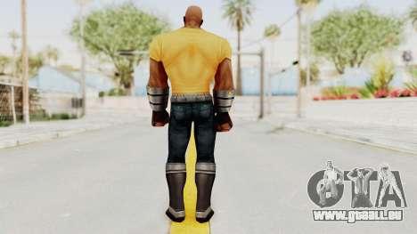 Marvel Future Fight - Luke Cage für GTA San Andreas dritten Screenshot