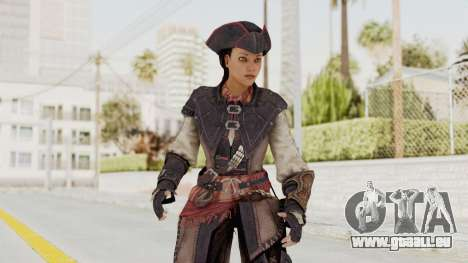 Assassins Creed 4 DLC - Aveline de Grandpré pour GTA San Andreas