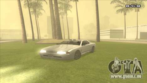 ENB Double FPS & for LowPC pour GTA San Andreas