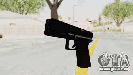 Liberty City Stories - Glock 17 für GTA San Andreas zweiten Screenshot