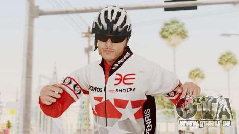 GTA 5 Cyclist 1 für GTA San Andreas