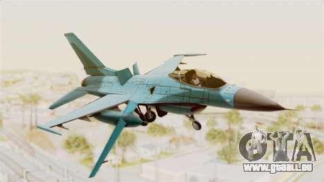 F-16 Fighting Falcon Civilian pour GTA San Andreas