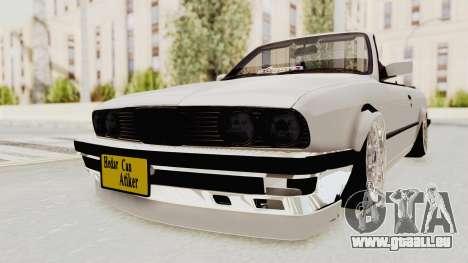 BMW 316i E30 pour GTA San Andreas