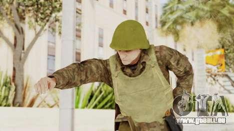 MGSV The Phantom Pain Soviet Union VH Sleeve v1 für GTA San Andreas