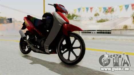 Suzuki RGX 120 pour GTA San Andreas