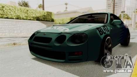 Toyota Celica GT Drift Falken für GTA San Andreas