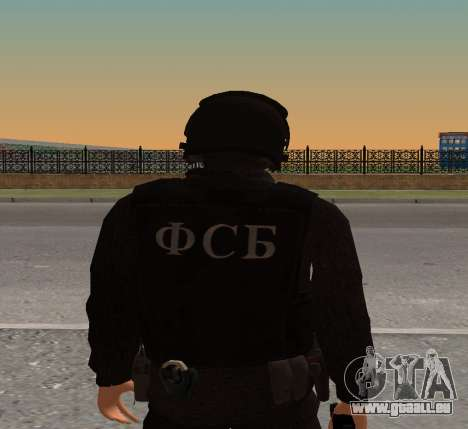 FSB alpha v1 für GTA San Andreas zweiten Screenshot