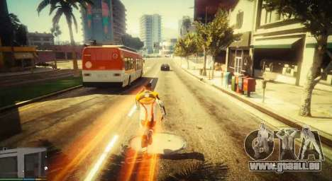 GTA 5 The Flash Script Mod troisième capture d'écran