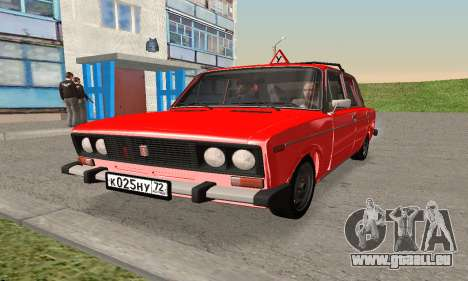 VAZ 2106 Training für GTA San Andreas