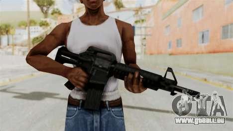 Liberty City Stories M4 pour GTA San Andreas