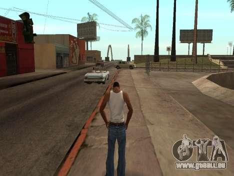 ANTI TLLT pour GTA San Andreas quatrième écran