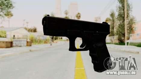 Glock 19 für GTA San Andreas zweiten Screenshot