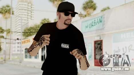 New RASCAL Member pour GTA San Andreas