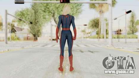 Spider-Girl pour GTA San Andreas troisième écran
