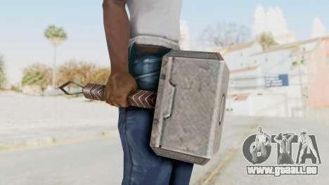 Marvel Future Fight - Mjolnir für GTA San Andreas