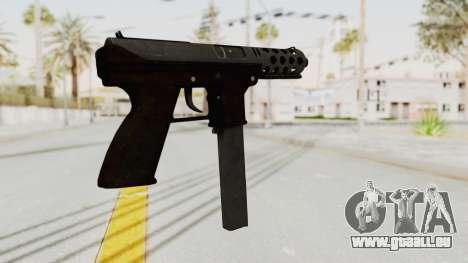 TEC-9 pour GTA San Andreas deuxième écran