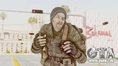 COD BO SOG Grigori Weaver für GTA San Andreas