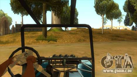 Arenero pour GTA San Andreas vue intérieure