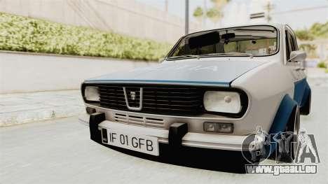 Dacia 1300 Stance Police für GTA San Andreas rechten Ansicht