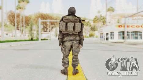 COD BO SOG Grigori Weaver für GTA San Andreas dritten Screenshot