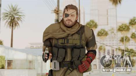 MGSV The Phantom Pain Venom Snake Scarf v1 für GTA San Andreas