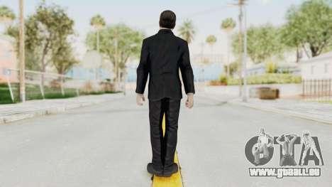 COD BO Nixon Anonymous für GTA San Andreas dritten Screenshot