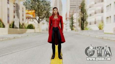 Captain America Civil War - Scarlet pour GTA San Andreas deuxième écran