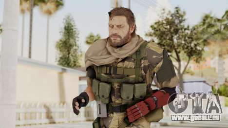 MGSV The Phantom Pain Venom Snake Sc No Patch v2 für GTA San Andreas