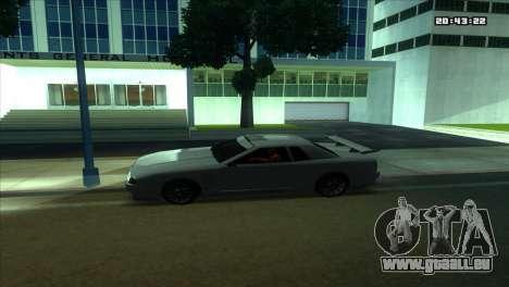 ENB Double FPS & for LowPC für GTA San Andreas zweiten Screenshot