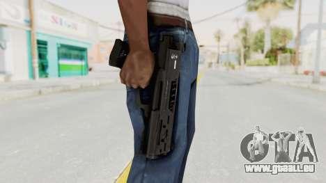 StA-18 Pistol für GTA San Andreas dritten Screenshot