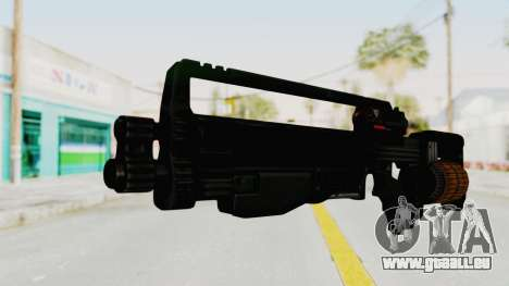 StA-52 Assault Rifle pour GTA San Andreas