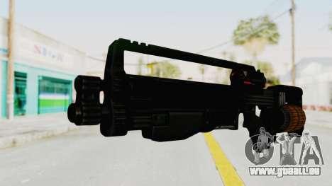 StA-52 Assault Rifle für GTA San Andreas