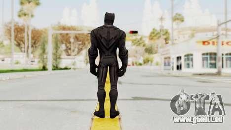 Captain America Civil War - Black Panther pour GTA San Andreas troisième écran