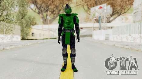 Cyber Reptile MK3 für GTA San Andreas zweiten Screenshot