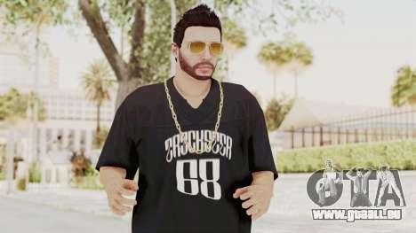 GTA 5 Online Male Skin 2 für GTA San Andreas