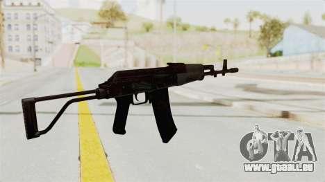 wz.96 Beryl pour GTA San Andreas troisième écran