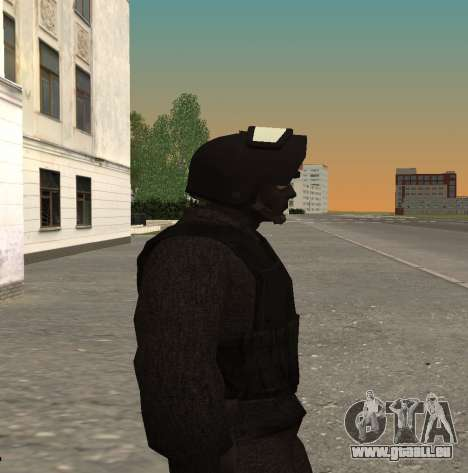 FSB alpha v1 für GTA San Andreas her Screenshot
