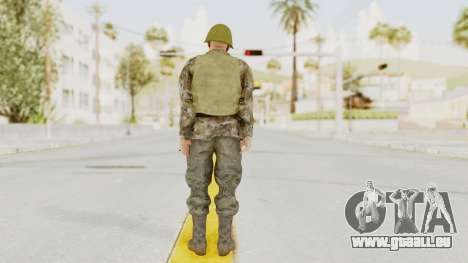 MGSV The Phantom Pain Soviet Union VH Sleeve v2 für GTA San Andreas dritten Screenshot