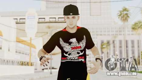 Swagger Boy Retex 1 pour GTA San Andreas