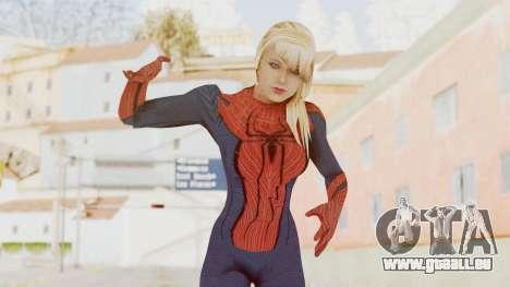 Spider-Girl für GTA San Andreas