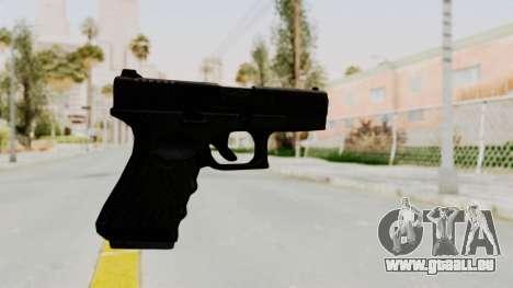 Glock 19 für GTA San Andreas dritten Screenshot