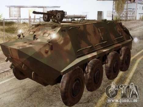 BTR 60 PA pour GTA San Andreas